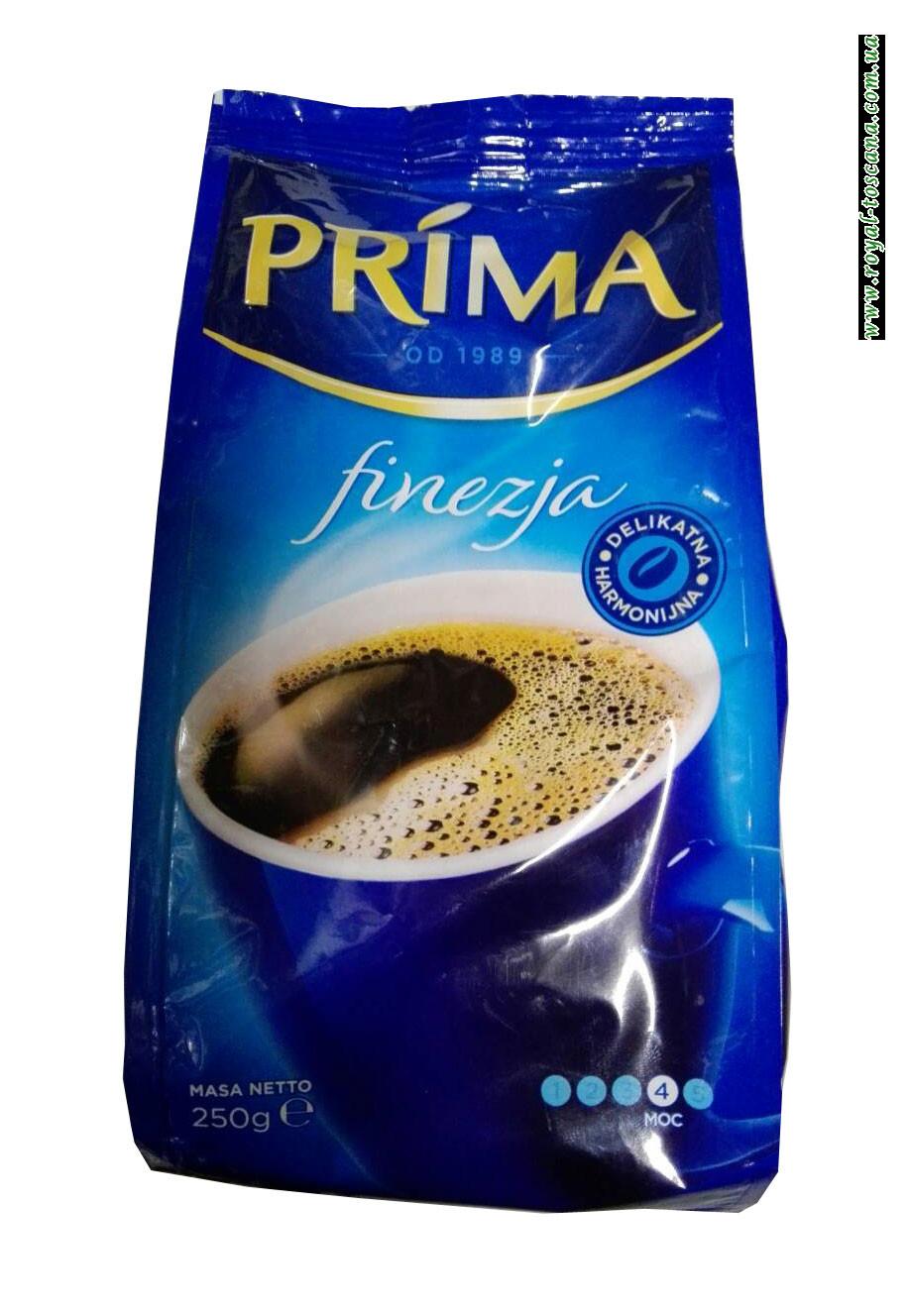 Кофе Prima Finezya
