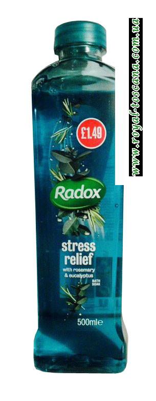 Пена для ванны с розмарином и эвкалиптом Radox Stress Relief