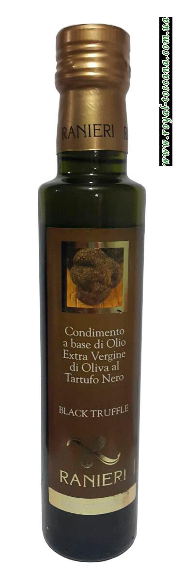 Оливковое масло с трюфелем Ranieri Black Truffle
