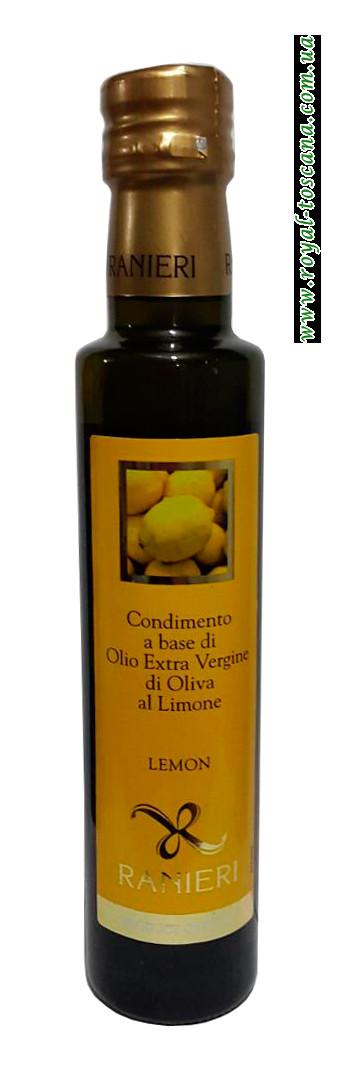 Оливковое масло с лимоном Ranieri Condimento a Base di Olio Extra Vergine di Oliva al Limone