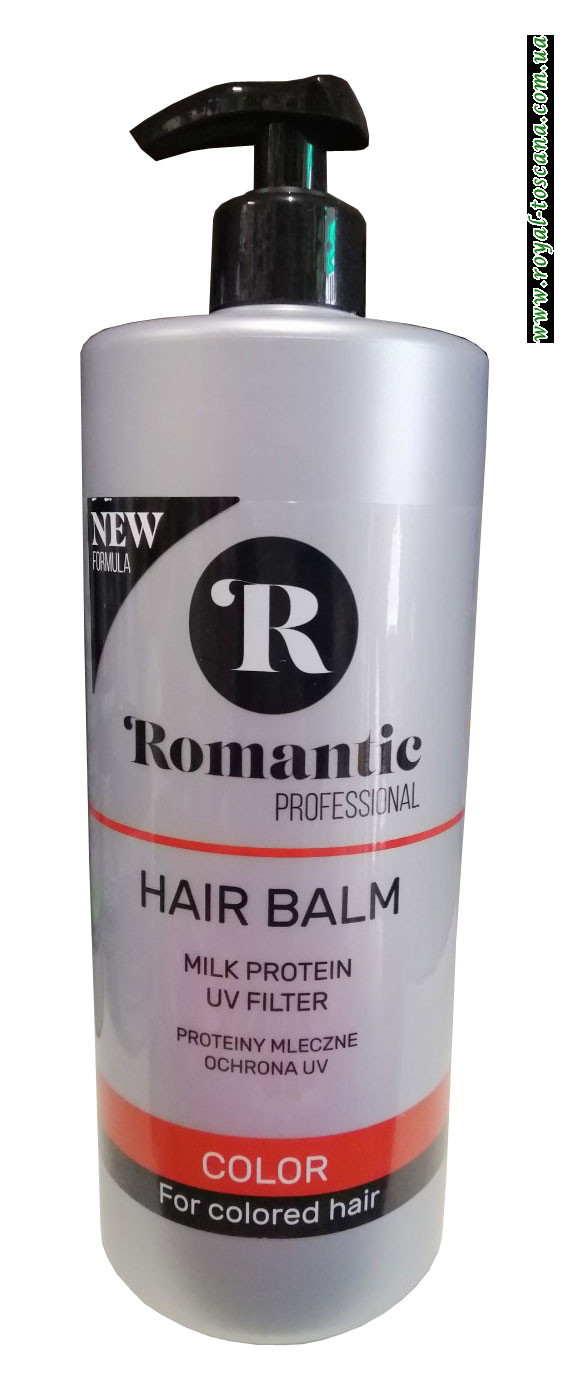 Бальзам для волос Romantic Professional Hair Balm Color