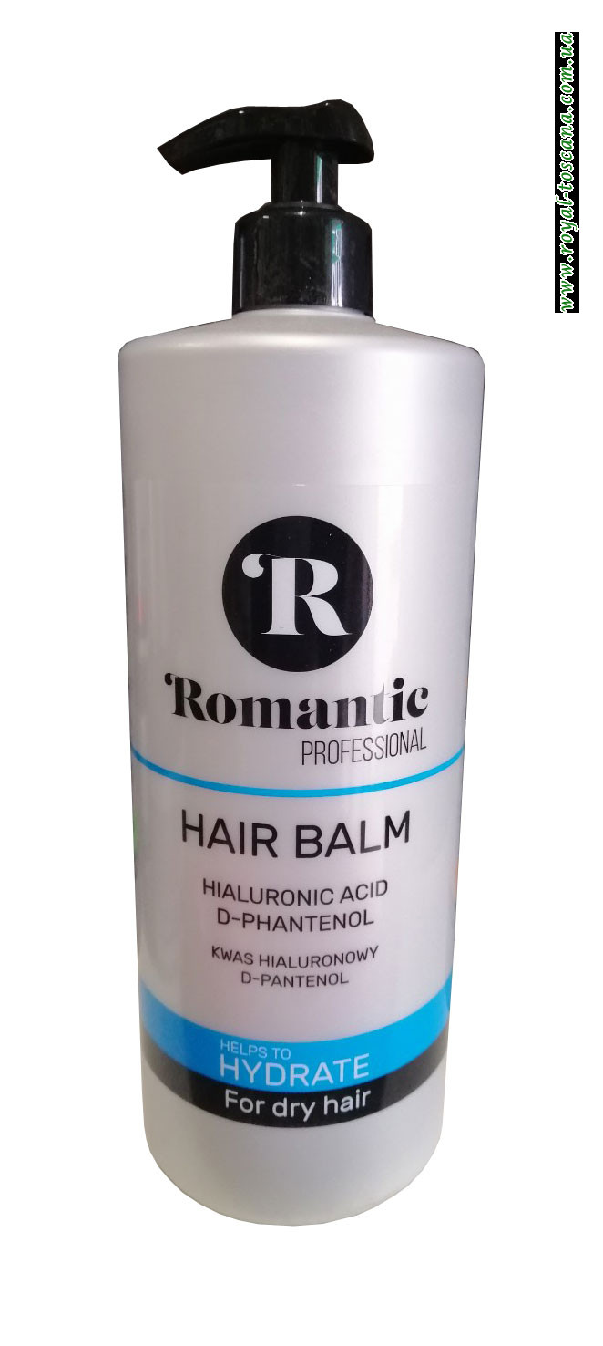Бальзам для волос Romantic Professional Hair Balm Hidrate