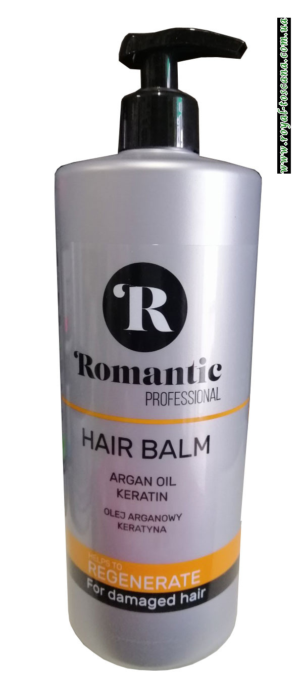Бальзам для волос Romantic Professional Hair Balm Regenerate