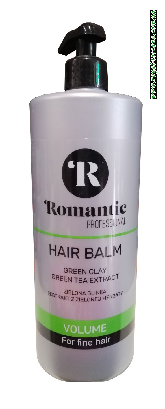 Бальзам для волос Romantic Professional Hair Balm Volume