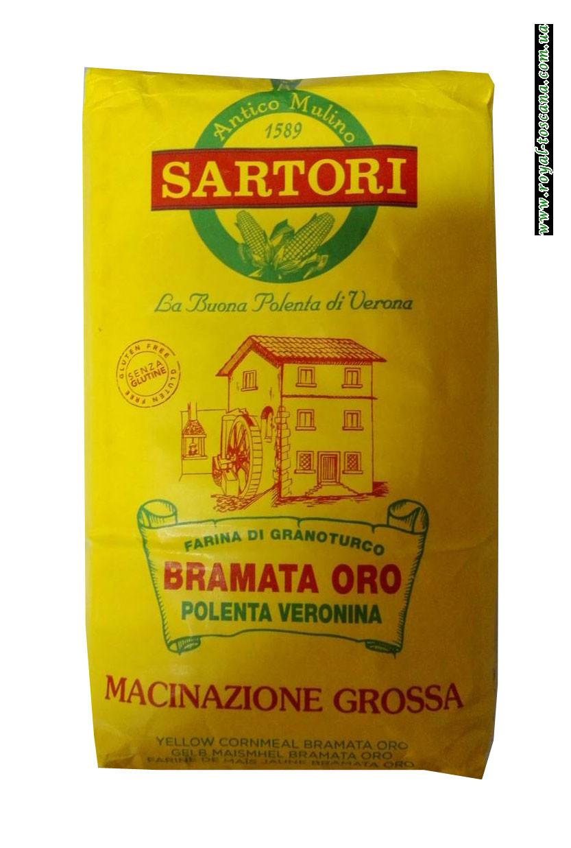Полента Sartori Bramata Oro Polenta Veronina