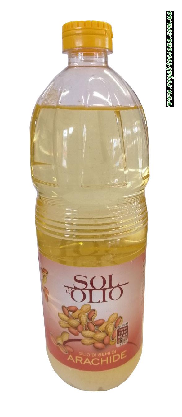 Арахисовое масло Sol di Olio Arachide