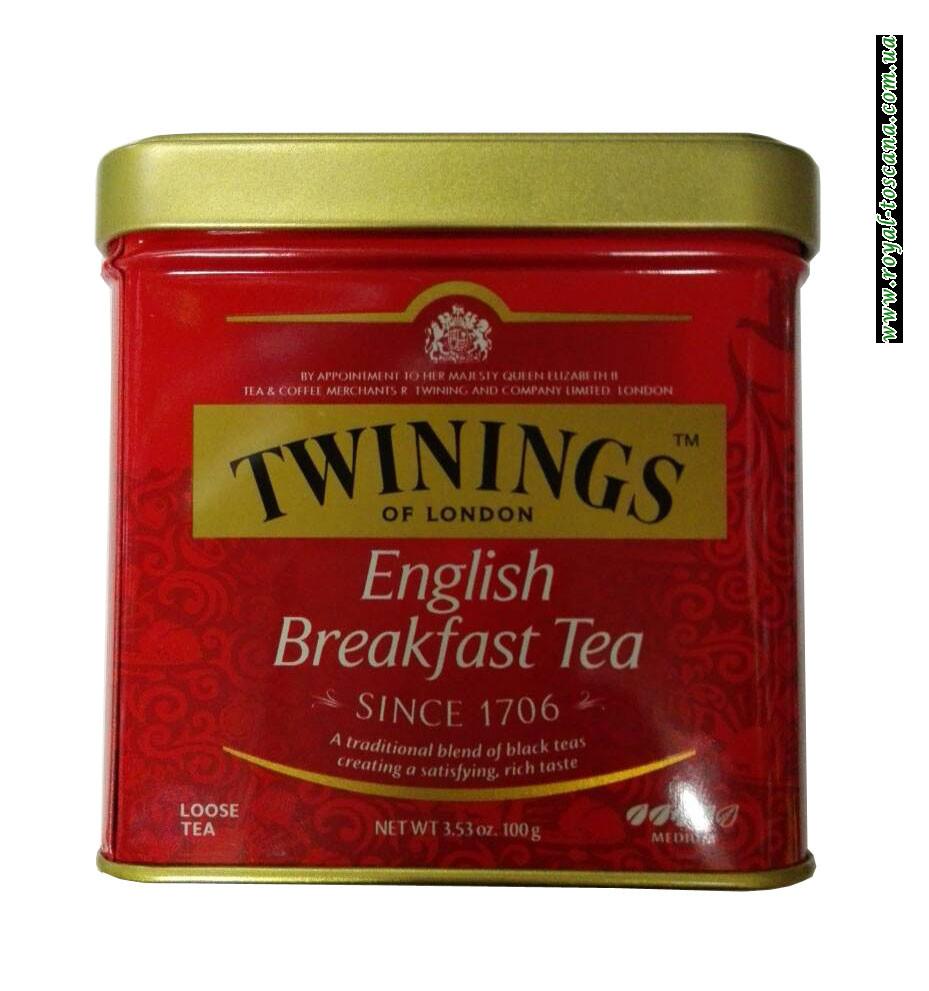 Чай черный Twinings English Breakfast Tea