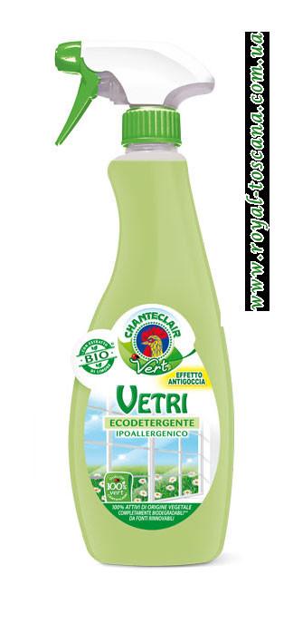 Чистящее средство для стекла, спрей Chante Clair Sgrassatore Vetri Spray
