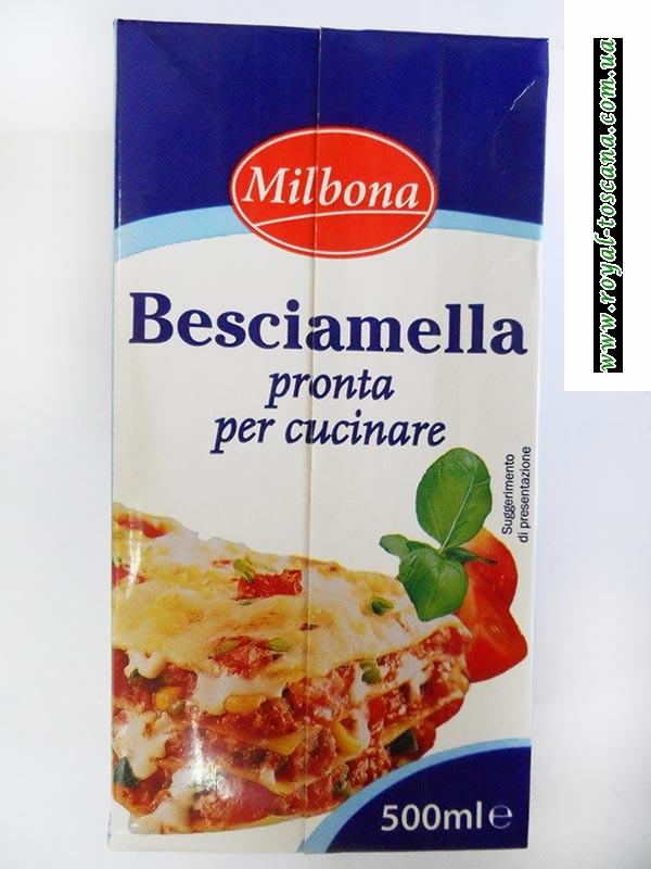 Соус-бешамель для лазаньи Milbona
