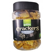 Печеньe Gullon Cracker Qunoa & Chia 250г