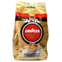 Кофе в зёрнах Lavazza Qualita Оrо арабика 100% (Оригинал)