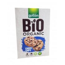 Печенье овсяное Gullon Bio Organic Choco Chips 250г (не меньше 12 шт)