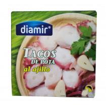 Осьминог с чесноком Diamir Tacos De Pota, 266 г.