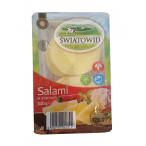 Сыр салями Swiatiwid нарезка, 300 г