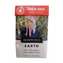 Кофе молотый Costa Rica Montecelio Earth, 250г
