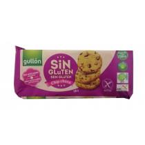 "Печенье без глютена и сахара Gullon ""Chip Choco"" 130г"