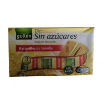 Вафли Gullon Barquillos de Vainilla Diet Nature Sin Azucares  210г