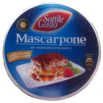 Сыр Mascarpone Sottile Gusto - Lovilio