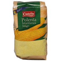 Кукурузная каша Polenta istantanea
