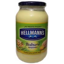 Майонез Hellmann's Babuni-Original