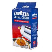 Кофе Lavazza Crema e Gusto арабика 30%