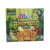 Печенье Gullon Dibus Animals 600г( не меньше 14 шт)