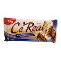 Шоколад молочный Choceur Ce Real Vollmilch Crunch