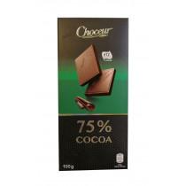 Шоколад черный Choceur 75% Cocoa