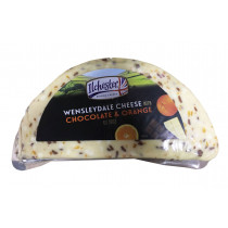 Сыр Ilchester Wensleydale Cheese With Chocolate & Orange