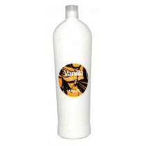Кондиционер для сухих волос Kallos Vanilla Shine Hair Conditioner