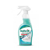 Спрей молочко для чистки ванной комнаты Ludwik