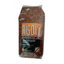 Нешлифованный красный рис Risovi Riso Integrale Rosso