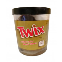 Шоколадный крем Twix With Crunchy Biscuit Pieces