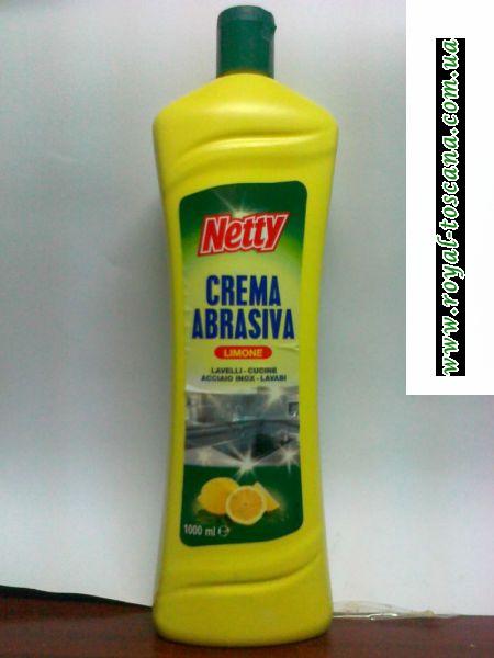 "Крем для ванны - cleaner ""Crema abrasiva"""