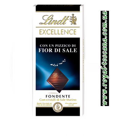 Шоколад Lindt Excellence Fior di Sale