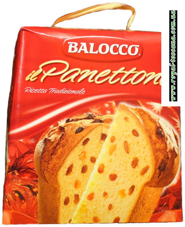 """Панеттоне """"Balocco"""""""