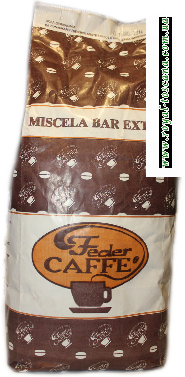 Кофе Feder caffe (60% арабики, 40% робусты)