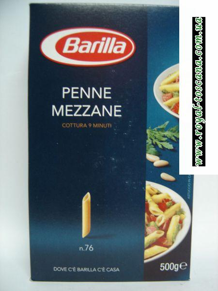 "Макароны ""Barilla"" Penne Mezzane n. 76"