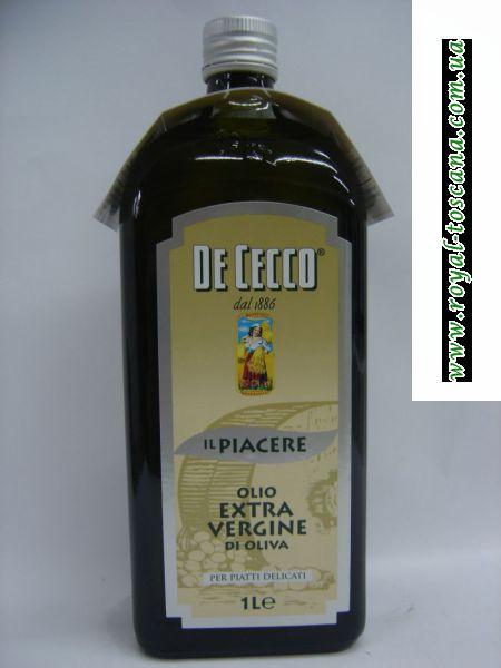 """Оливковое масло """"De Cecco"""""""