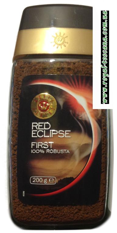 Гранулированый кофе Red Eclipse First 100% робусты