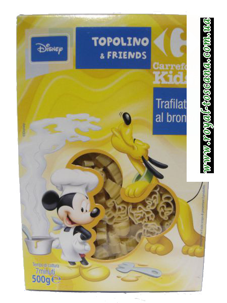 "Детские макароны Topolino & Friends ""Disney"""