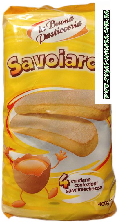 Печенье для тирамису Savoiardi в ассортименте
