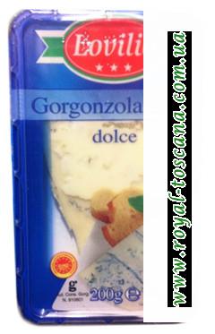 Сыр Lovilio Gorgonzola Dolce (Польша)