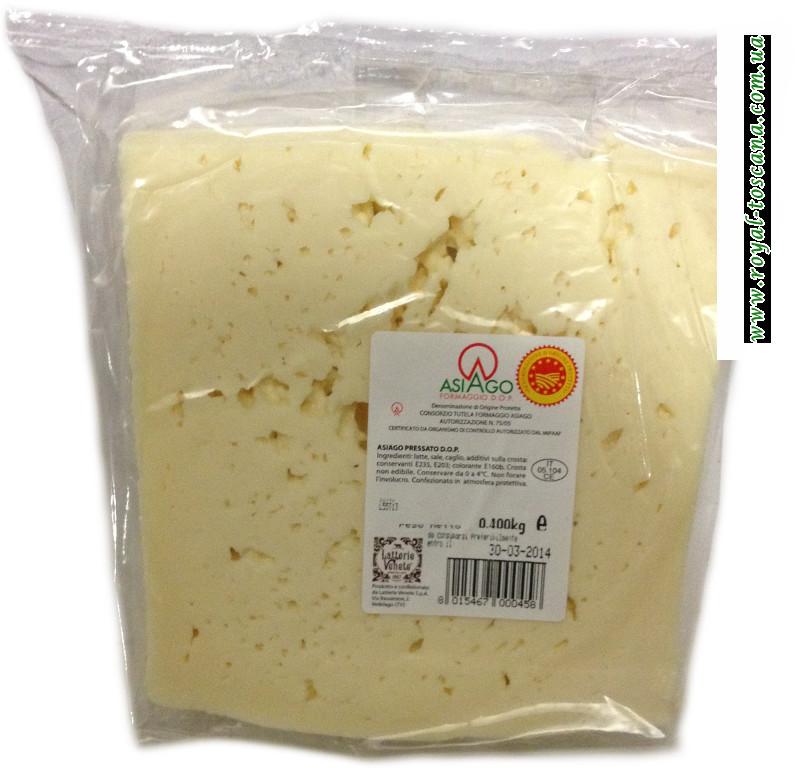 Сыр Asiago pressato