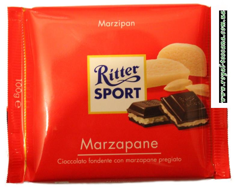 "Шоколад ""Riter Sport"" Marzapane"