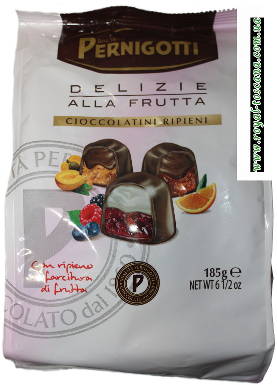 Конфеты Pernigotti Dilizie alla Frutta