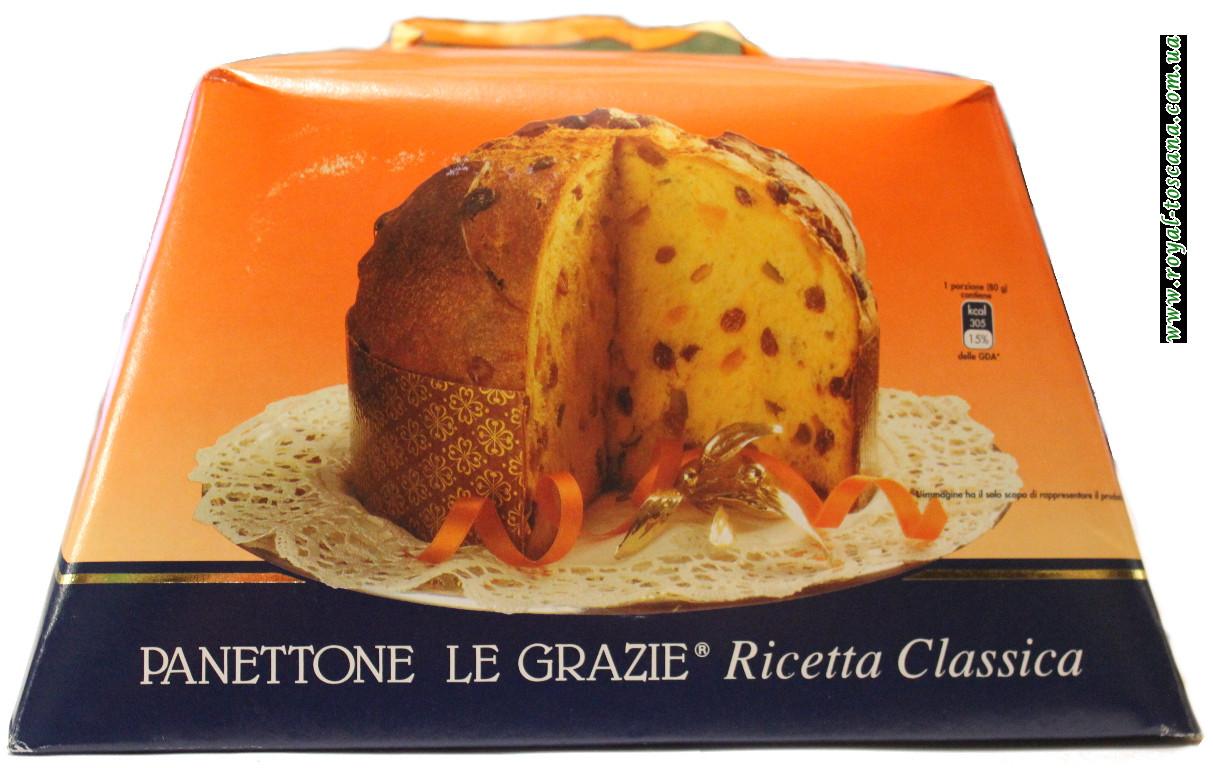 """Панеттоне """"Ricetta Classica"""""""