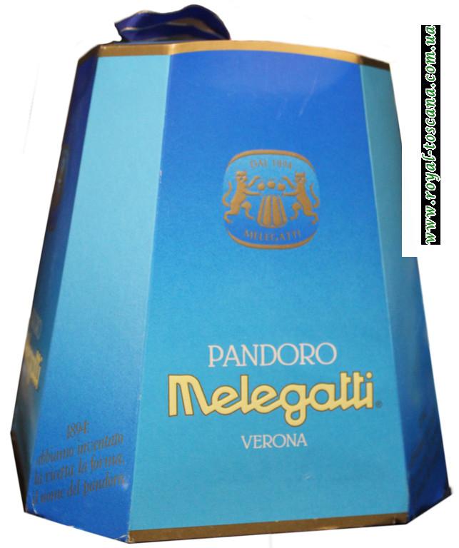 """Пандоро """"Melegatti"""""""