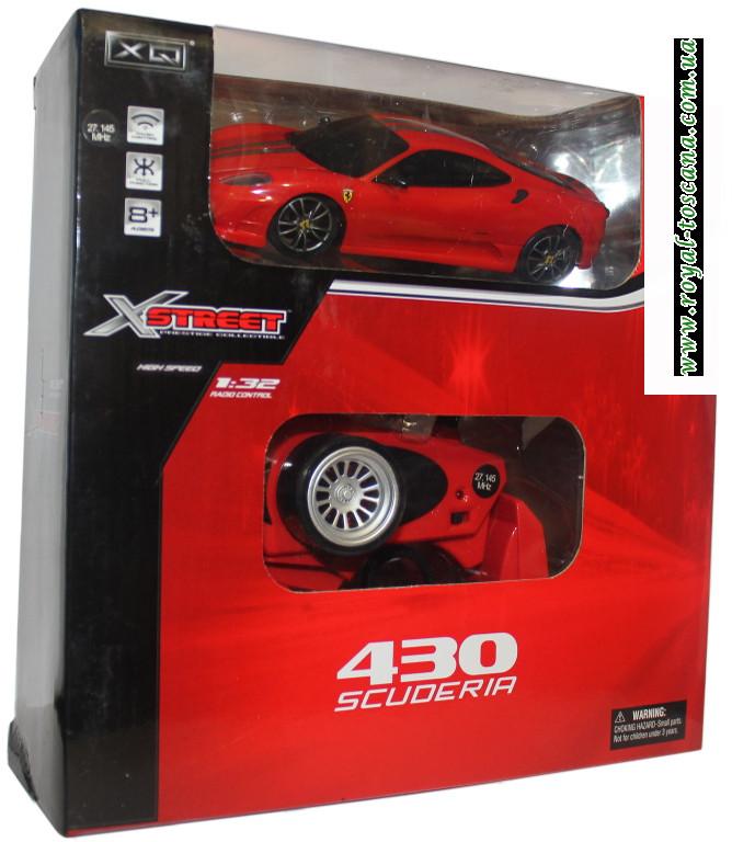 "Машина на радиоуправлении ""XQ"" Ferrari 430 scuderia"