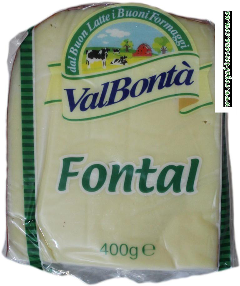 Сыр ValBonta Fontal